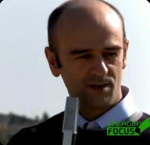 Cristiano Brugnoni CEO dell' azienda Crienergy