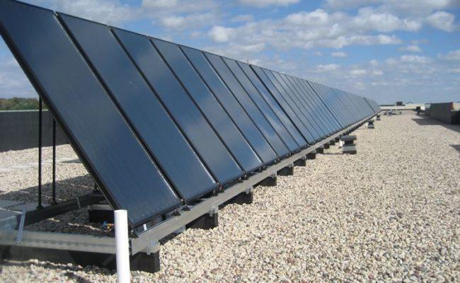 Solare termico crienergy